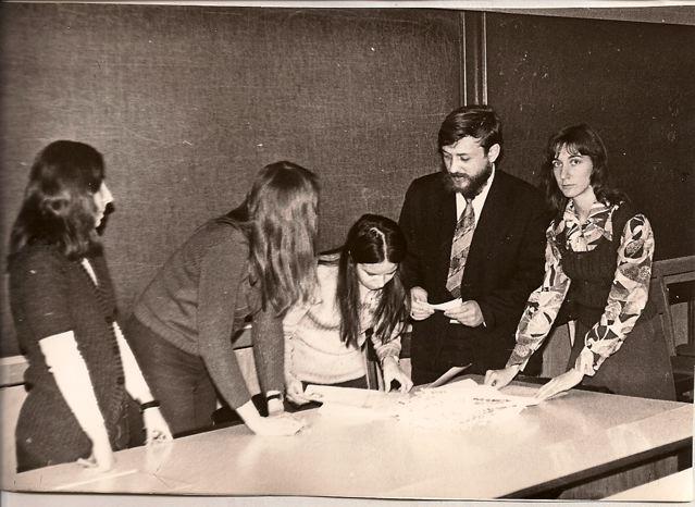 XII Олимпиада, декабрь 1975 г., совещание оргкомитета