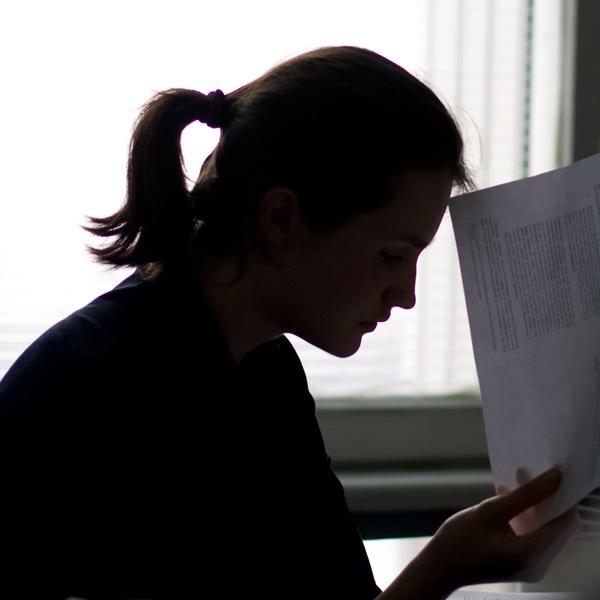 Ломоносовские чтения 2010. Катя Гармаш